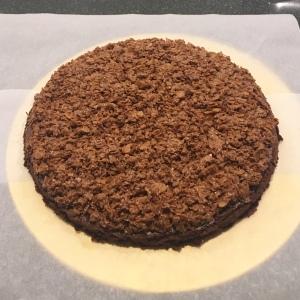 Magalie patisse fluffy choco base entremet 37