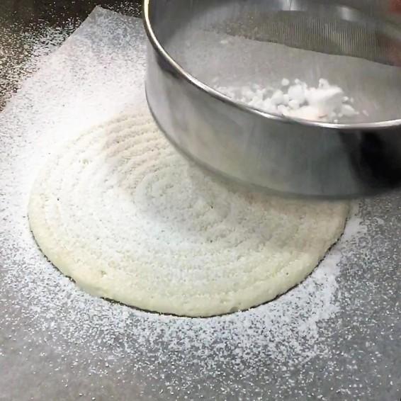 4- sucre glace avant cuisson_Moment